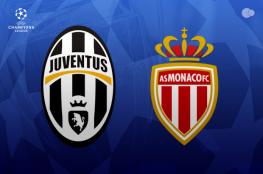بث مباشر: مباراة موناكو ويوفنتوس في نصف نهائي أبطال أوروبا