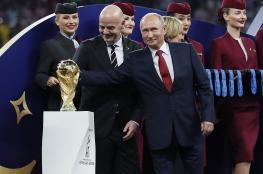 بالأرقام.. إيرادات وتكاليف مونديال روسيا 2018