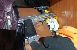 الاحتلال يعتقل 5 مواطنين من الضفة ويزعم ضبط مسدسين