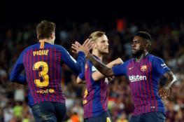 ضربة موجعة لبرشلونة.. الإصابة تنهي موسم أحد نجومه