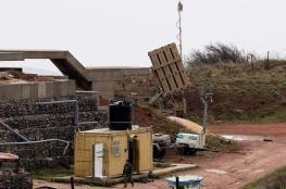 """جيش الاحتلال ينشر """"القبة الحديدية"""" على الحدود الشمالية"""