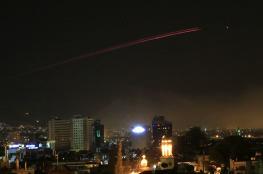 مصدر أمني سوري: إسقاط طائرة مسيرة إسرائيلية جنوب دمشق