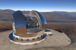 تشيلي تبدأ بناء أكبر تلسكوب في العالم