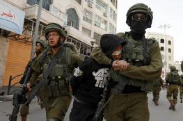 الاحتلال اعتقل 520 فلسطيني خلال الشهر الماضي