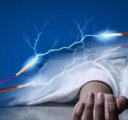 صعقة كهربائية -تعبيرية-