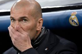 """صداع في رأس """"ريال مدريد"""".. من يخلف زيدان؟"""