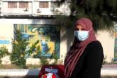 الصحة بغزة: حالة وفاة و156 إصابة جديدة بفيروس كورونا و153 حالة تعافِ