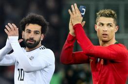 محمد صلاح الأعلى في الدوري الإنجليزي بعد رقم قياسي جديد يصدم رونالدو
