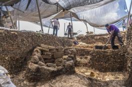عمره 9 آلاف عام.. اكتشاف موقع أثري خلال حفريات إسرائيلية بالقدس
