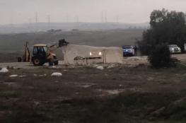 الاحتلال يهدم قرية العراقيب للمرة 182