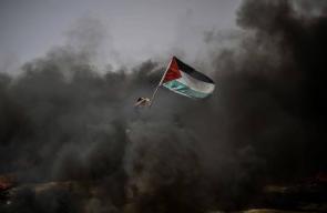جمعة الشهداء والأسرى ضمن مسيرة العودة الكبرى