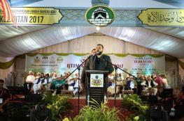 وفد من حماس يختتم زيارته إلى ماليزيا استمرت لأيام