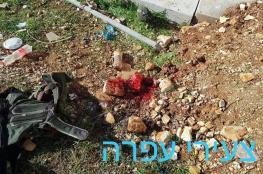 """اصابة جندي إسرائيلي بجراح خطيرة قرب مستوطنة """"بيت ايل"""""""