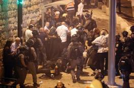 شهيد واصابة العشرات خلال مواجهات مع الاحتلال في الضفة والقدس