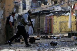 فلسطينيو سورية: هربنا من جحيم الحرب إلى نار الاقتتال في مخيّم عين الحلوة