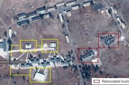 الاحتلال يستهدف مواقع قرب دمشق تتواجد فيها قواعد إيرانية