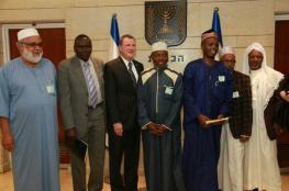 """""""إسرائيل تبتلع إفريقيا"""".. رؤساء سبعة برلمانات إفريقية يزورون الكنيست"""