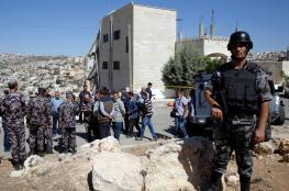 الأردن يعلن انتهاء العملية الأمنية بالسلط