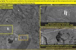 الاحتلال يزعم.. أقمار صناعية ترصد إنشاء مصنع للصواريخ الدقيقة في سوريا