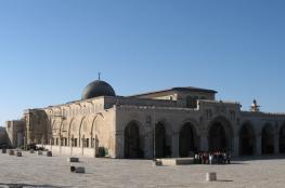 الأوقاف الأردنية: إيقاف أعمال الترميم بالمسجد الأقصى انتهاك غير مسبوق
