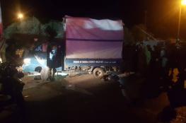 إصابة 3 جنود إسرائيليين في عملية دهس ببيت لحم وانسحاب المنفذ