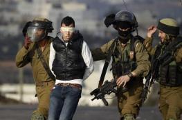 الاحتلال يعتقل 8 مواطنين بالضفة بينهم قيادي في حركة حماس