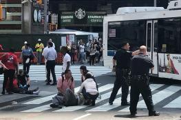 قتيل وإصابات في عملية دهس وسط نيويورك