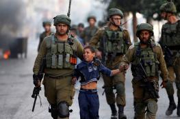 الاحتلال يعتقل 5 أطفال من الخليل