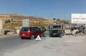 الاحتلال يفرض حصاراً شاملا على مدينة حلحول قرب الخليل