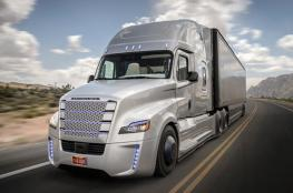 الصين تجرى الاختبار الأول للشاحنات ذاتية القيادة