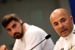 مدرب الأرجنتين: ينتظرنا تحدٍ صعب أمام كرواتيا