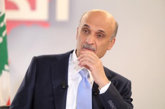 حماس لسمير جعجع: أتهامك لنا شرف كبير وسنقف مع شعبنا أينما وجد