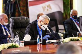 نص وثيقة البيان الختامي الصادر عن الحوار الوطني الفلسطيني بالقاهرة
