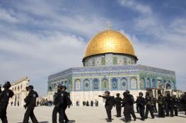 الأردن يُندد بطلب الاحتلال وقف أعمال الصيانة والترميم بالأقصى