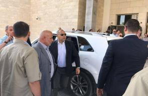 وصول الوفد الأمني المصري لقطاع غزة عبر معبر بيت حانون