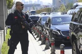 حرس أردوغان الشخصي يستبدل أسلحته بأخرى تركية الصنع
