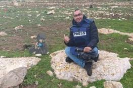 تثبيت الحكم الإداري بحق الصحفي مجاهد السعدي