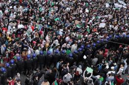 الآلاف يخرجون بتظاهرات جديدة في الجزائر