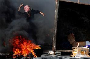 عشرات الإصابات في تجدد المواجهات مع الاحتلال في الضفة وغزة والقدس