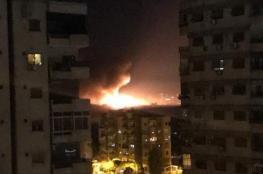 جيش الاحتلال: قصفنا منصة صواريخ سورية ودمرناها بالكامل