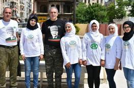"""ضمن حملة """"روسيا معكم مع الحب"""".. روسيا توزع المساعدات على السوريين في مناطق النظام"""