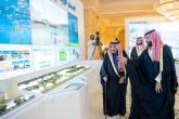 الملك سلمان يطلق مشاريع بـ23 مليار دولار