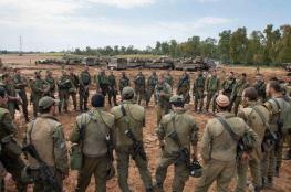 رئيس الأركان الإسرائيلي يجري تقييمًا للوضع بفرقة غزة