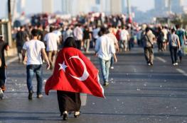 تركيا تحتفل بالذكرى الأولى لفشل الانقلاب العسكري