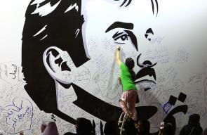 مواطنون قطريون ومقيمون يتضامنون مع أمير بلادهم في وجه الحصار والمقاطعة