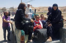 لبنان تعيد آلاف اللاجئين إلى سوريا