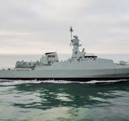 Omani-corvette-Al-Shamikh-Khareef-class