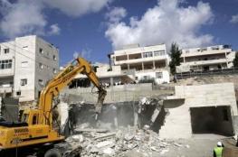 الاحتلال يهدم ثلاثة مساكن فلسطينية في الأغوار