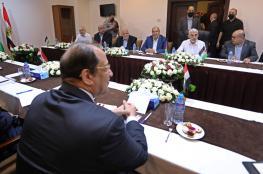 رئيس المخابرات المصرية عباس كامل يصل غزة ويلتقي قيادة حماس