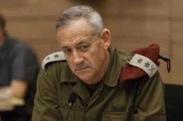 """فشل بغزة سابقا.. """"غانتس"""" يهدد بالعودة إلى سياسة الاغتيالات لقيادات المقاومة"""